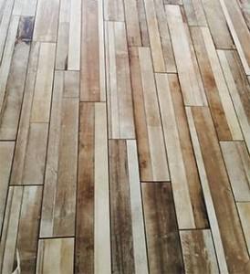 Urban wood look tile